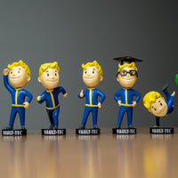 Vault Boy Intelligence 76 Bobblehead