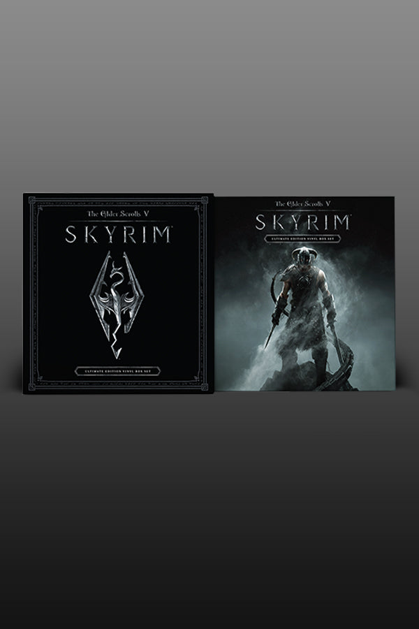 The Elder Scrolls V: Skyrim Ultimate Edition Vinyl Record Box Set