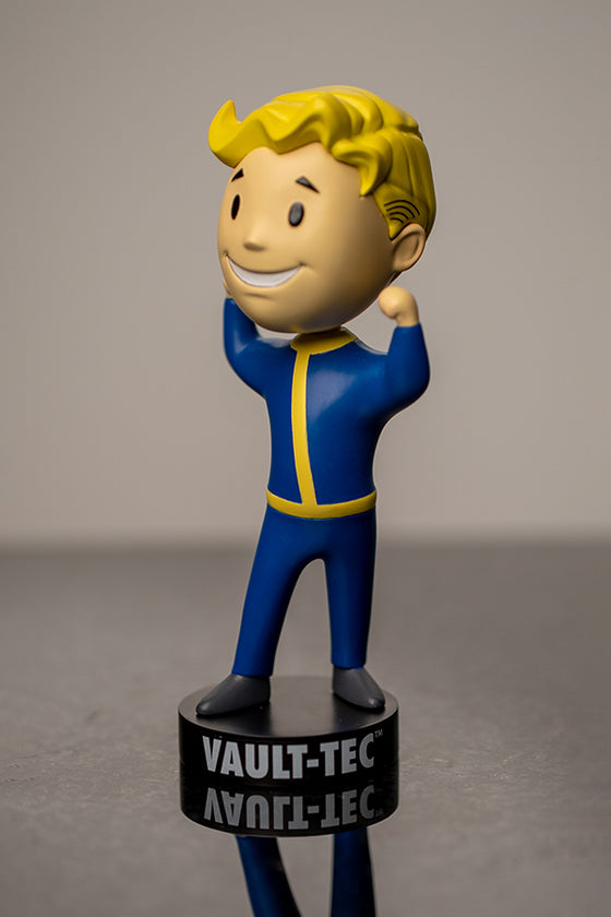 Vault Boy Strength 76 Bobblehead
