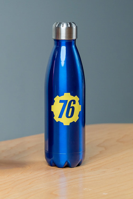 Vault 76 Stainless Steel Water Bottle