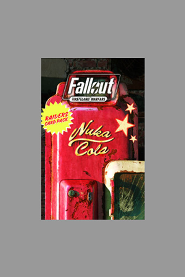 Fallout Wasteland Warfare: Raiders Wave Expansion Card Pack