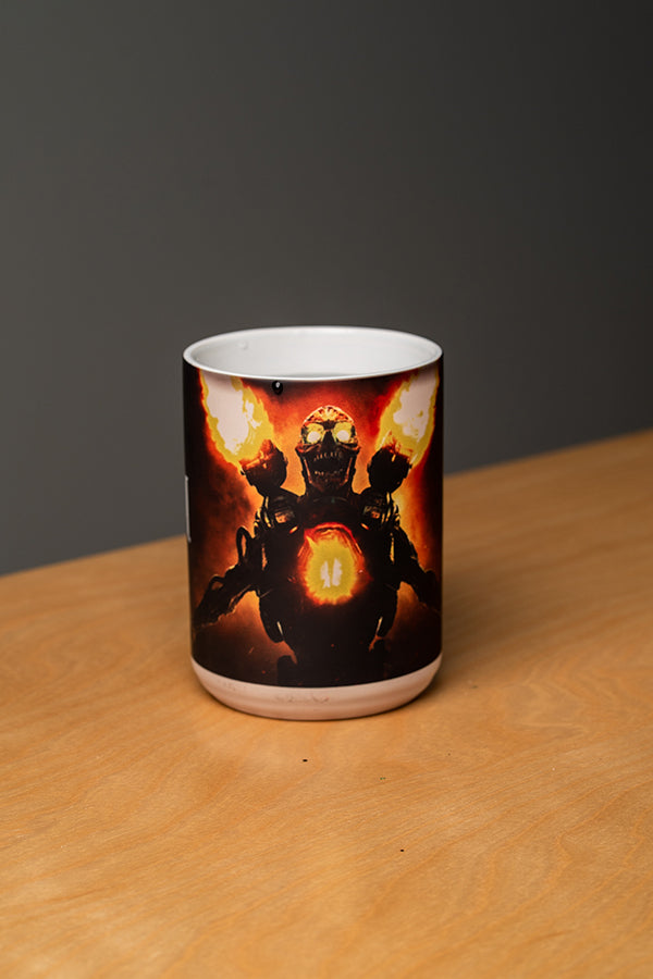 Revenant Heat Changing Mug