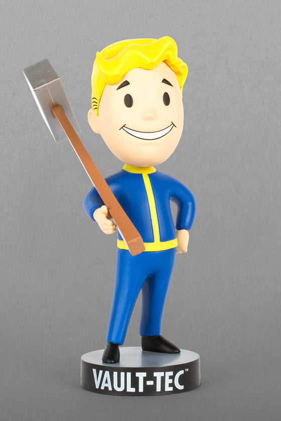 Vault Boy Melee Weapons 111 Bobblehead - 5