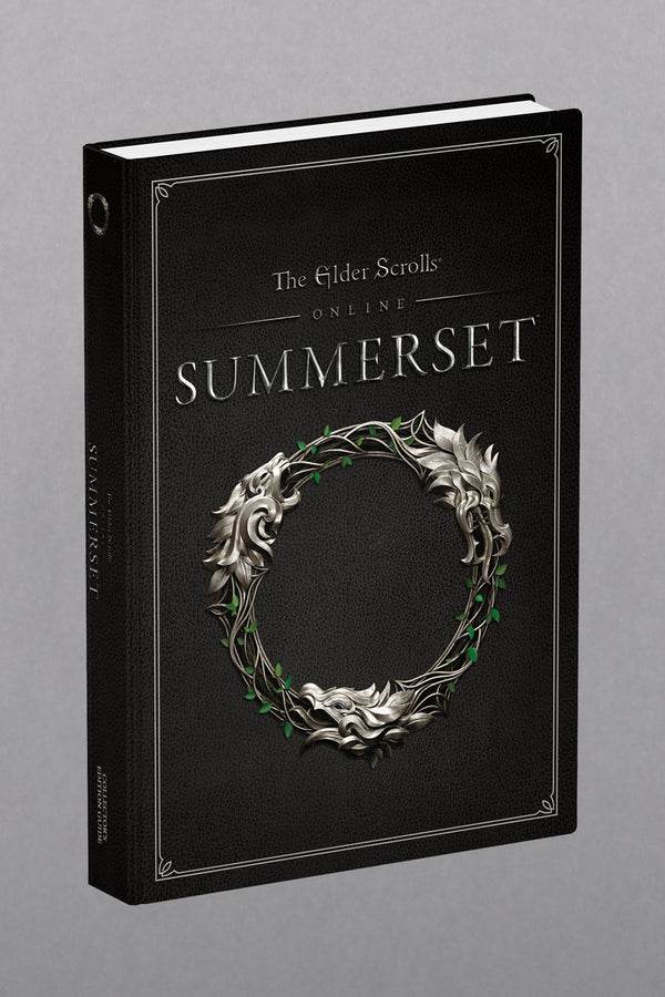 The Elder Scrolls Online: Summerset Collector's Edition Guide
