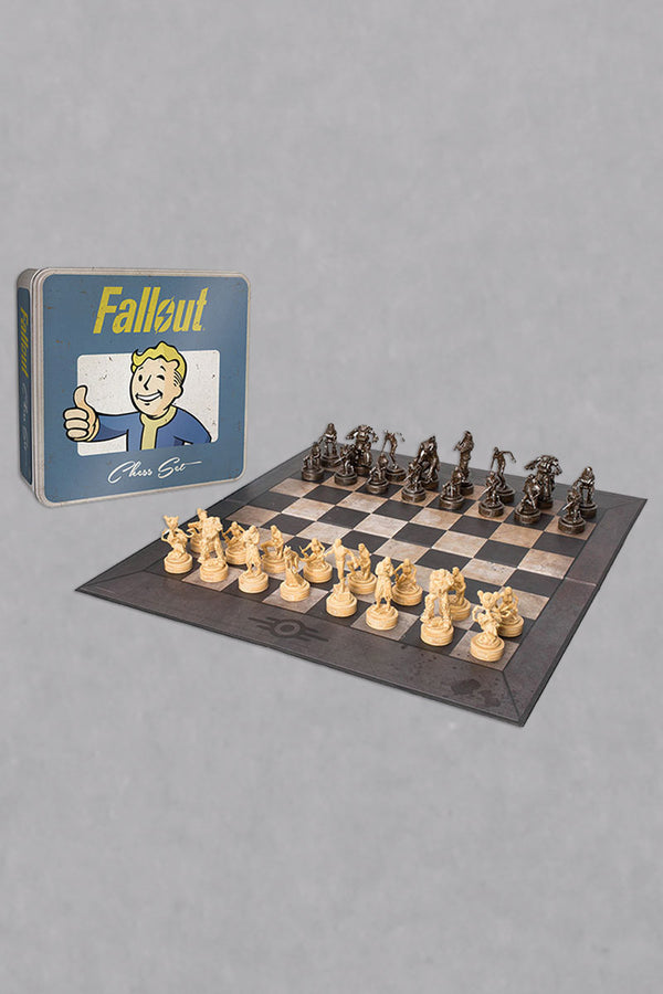 Fallout Chess Bethesda Gear Store