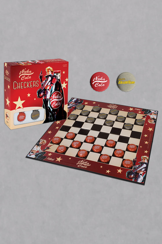 Fallout® Nuka-Cola™ Checkers