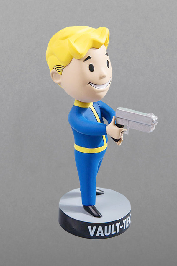 Vault Boy Small Guns Bobblehead - 5