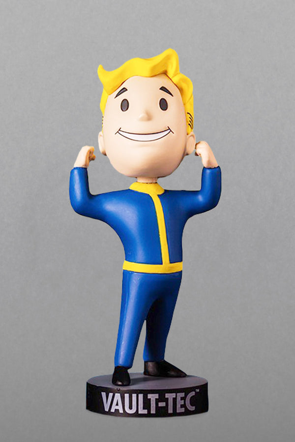 Vault Boy Strength 111 Bobblehead - 5