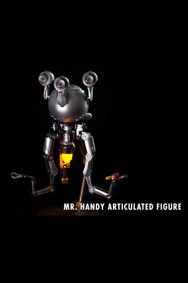 Mister Handy Deluxe Articulated Figure