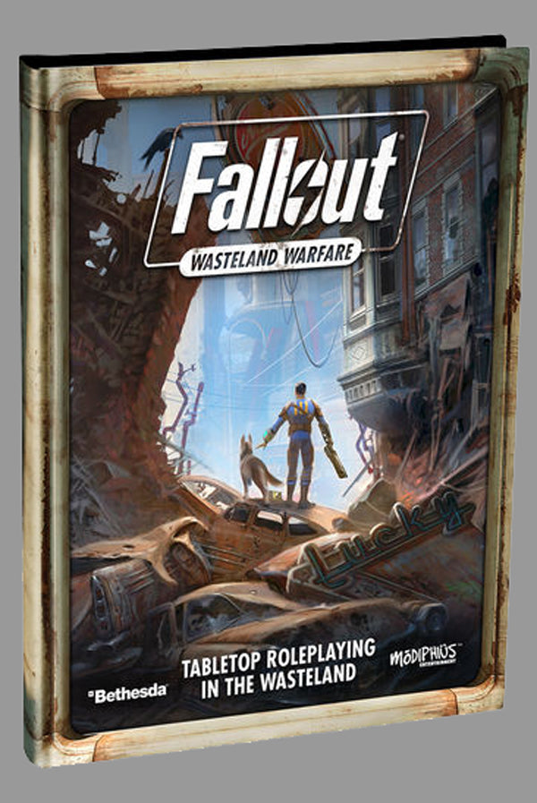 Fallout Wasteland Warfare: Expansion Book