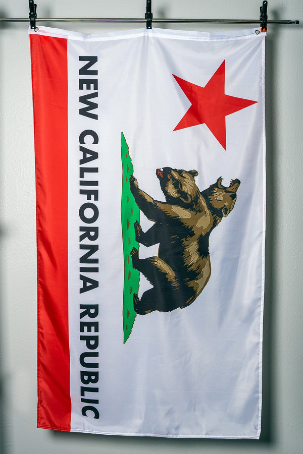 New California Republic Faction Flag