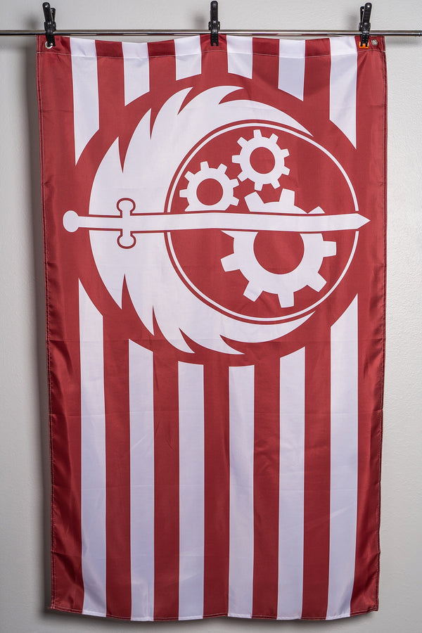 Brotherhood of Steel Faction Flag