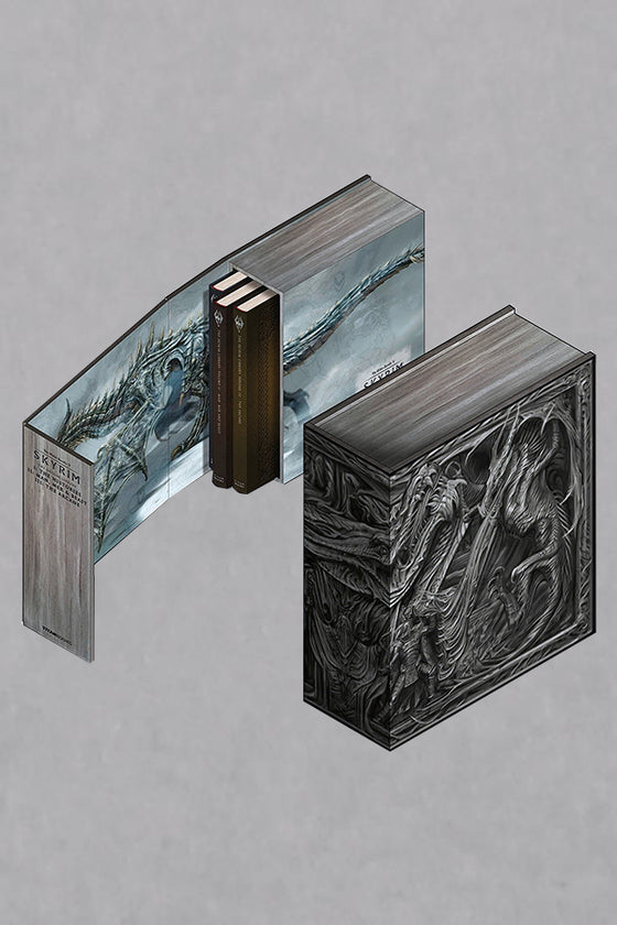 The Skyrim Library