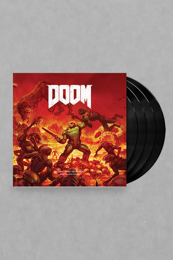 DOOM Special Edition Vinyl Box Set