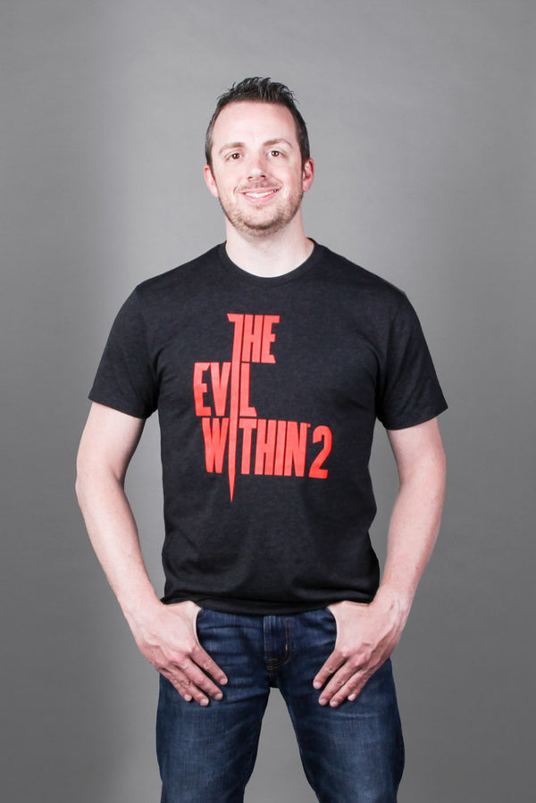 The Evil Within 2 Logo Tee