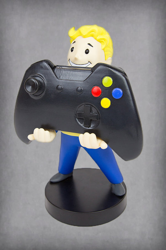 Fallout 76 Vault Boy Cable Guys 8