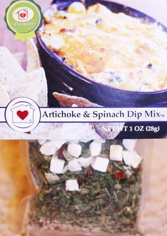 Artichoke & Spinach Dip Mix - Treehouse Gift & Home
