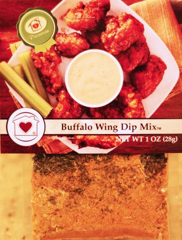 BUFFALO WING DIP MIX Country Home Creations