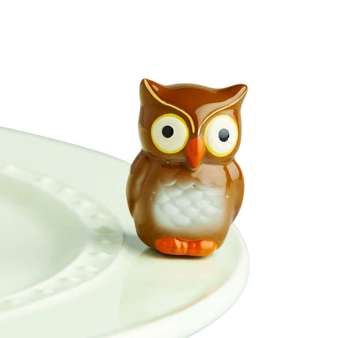 Be Whoo You Are! mini - Treehouse Gift & Home