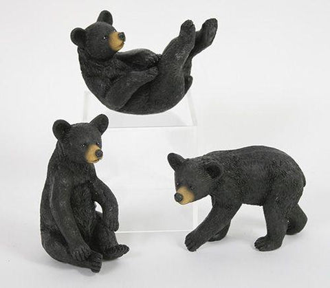 "Bears 5"" assorted poses - Treehouse Gift & Home"