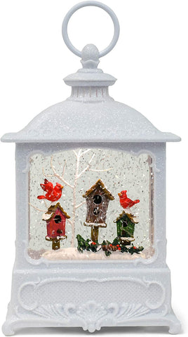 Bird House LED Lantern - Treehouse Gift & Home