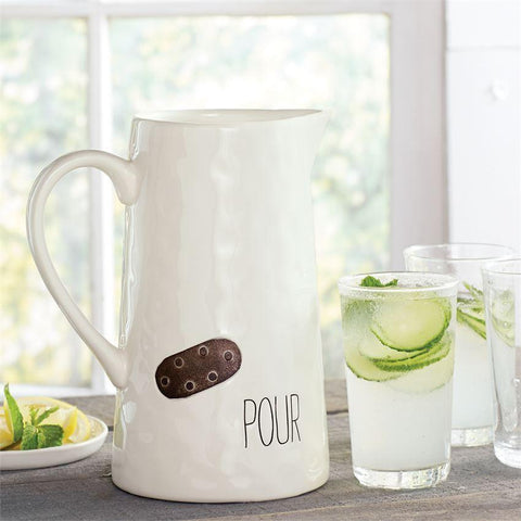 Bistro Pour Pitcher - Treehouse Gift & Home