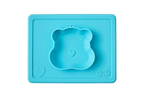 Care Bears Bowl - One-piece Silicone Placemat + Bowl - Treehouse Gift & Home