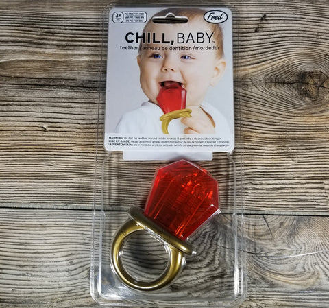 Chill Baby Bling - Teether Fred