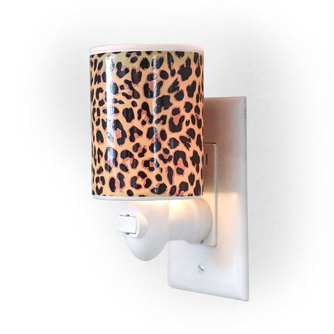 Classic Leopard Outlet Plug-In Warmer - Treehouse Gift & Home