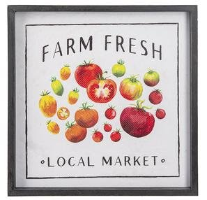 Farm Fresh Wall Decor Ganz