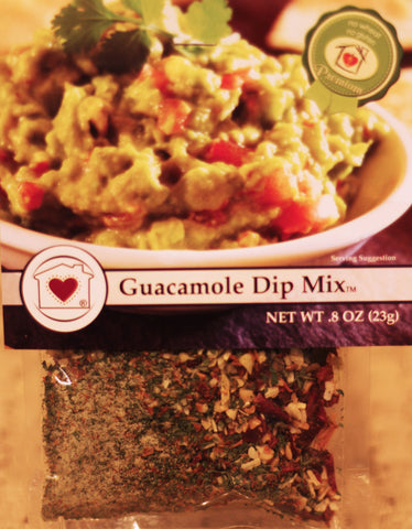 GUACAMOLE MIX Country Home Creations