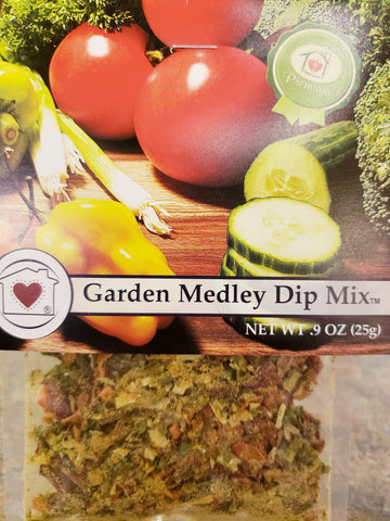 Garden Medley Dip Mix Country Home Creations