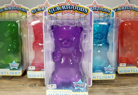 GummyGoods Night Light Treehouse Gift & Home