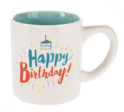 Happy Birthday Mug - Treehouse Gift & Home