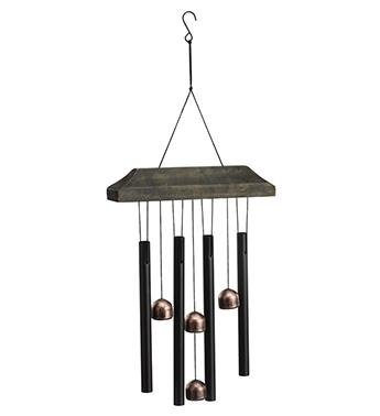 Horizontal 4 Chime Wind Chime - Treehouse Gift & Home