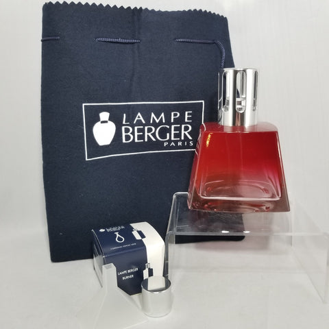 Lampe Berger Polygone Red - Treehouse Gift & Home