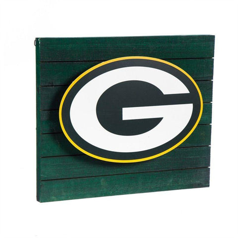 Lit Wall Décor, Green Bay Packers - Treehouse Gift & Home