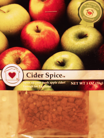 Mulling Brew Mix/Cider Spice Mix Country Home Creations