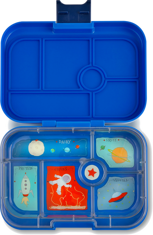 YUMBOX Neptune Blue Lunchbox & Tray Insert - Treehouse Gift & Home