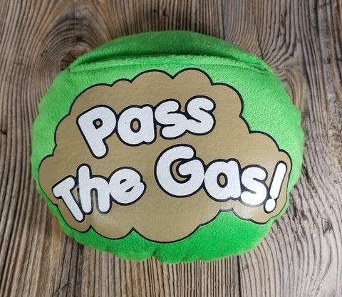 Pass The Gas Game - Treehouse Gift & Home