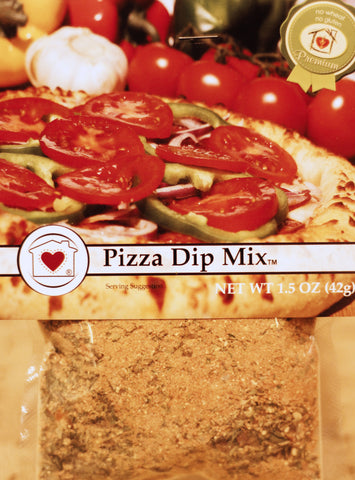Pizza Dip Mix Country Home Creations