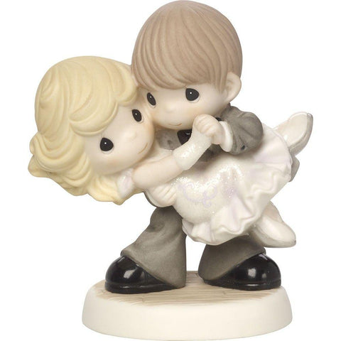 Precious Moments Dancing Couple Figurine - Treehouse Gift & Home