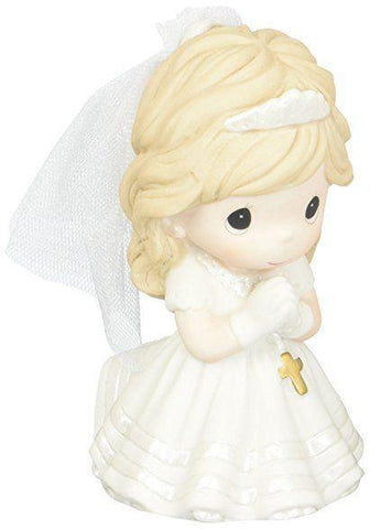 Precious Moments Girl Kneeling Communion Figurine - Treehouse Gift & Home
