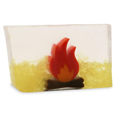 Primal Elements Bar Soap 5.8 oz. - CAMPFIRE - Treehouse Gift & Home