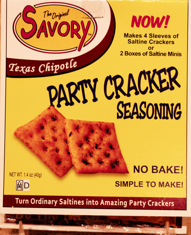 Savory Texas Chipotle Savory Fine Foods
