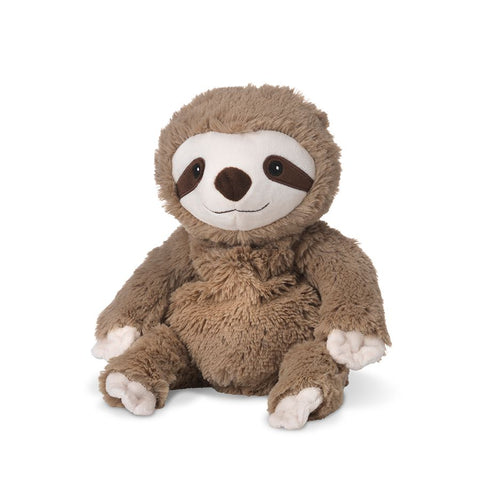 Sloth Warmies Plush - Treehouse Gift & Home