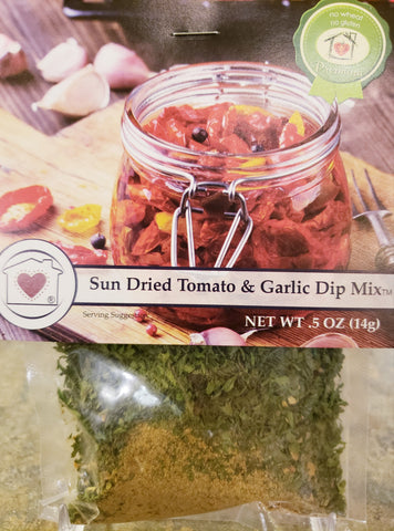 Sun Dried Tomato & Garlic Country Home Creations