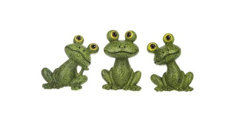 Toadally Figures - Treehouse Gift & Home