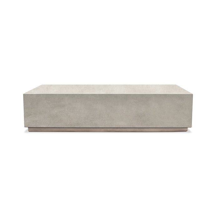 COLLINS RECTANGLE COFFEE TABLE