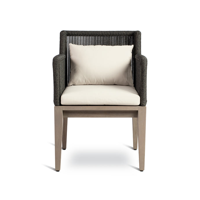 DAVES HIGH DINING ARMCHAIR